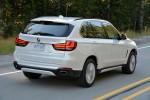 vue arriere BMW X5 2013