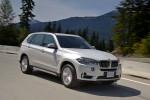 vue avant droite nouveau BMW X5