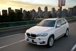 vue avant nouveau BMW X5
