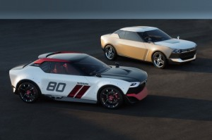 CONCEPT-CARS  IDx Freeflow et IDx NISMO