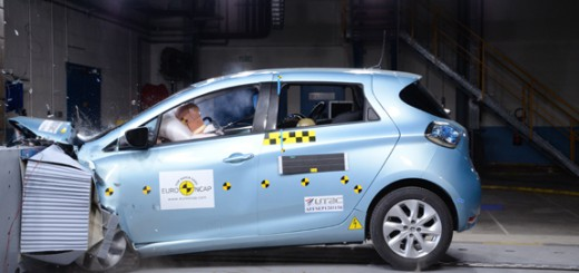 EURO NCAP Renault ZOE