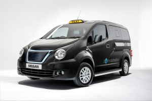 nissan nv200 black cab taxi londres (5)