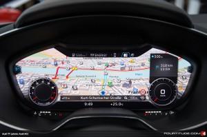 Audi-TT-interieur CES-2014