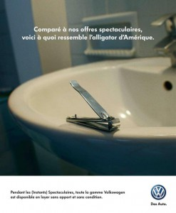 instants volkswagen coupe ongle