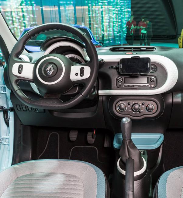 Renault Twingo Volant Tableau De Bord Blog Auto