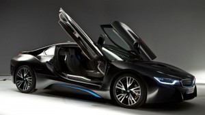 BMW i8 portes 2014