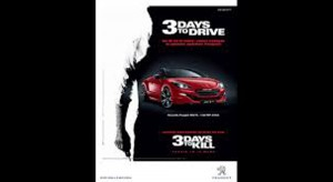 3 days to drive