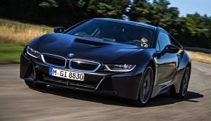 BMW-i8 Relais & Chateau