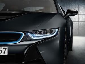 BMW-i8 devant