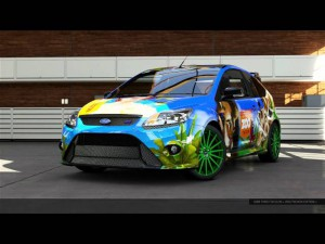 Ford RS Focus Zoo Tycoon Forza Motosport 5