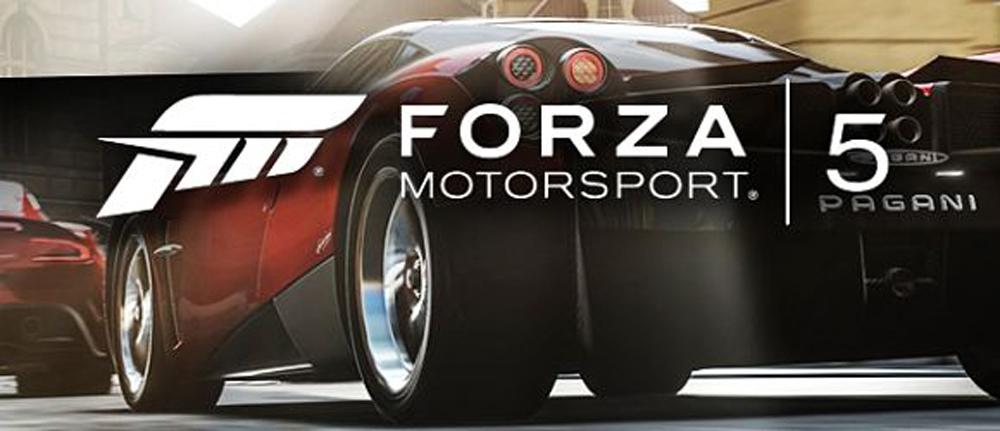 le marketing des voitures ford du jeux video forza motosport 5. Black Bedroom Furniture Sets. Home Design Ideas