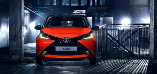 La Aygo Toyota