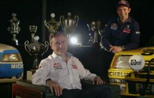 Les pilotes Peugeot pour Dakar 2015