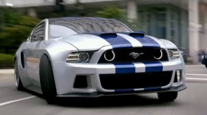 Need for Speed muscle car