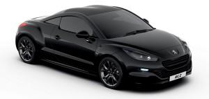 Peugeot_RCZ_noire