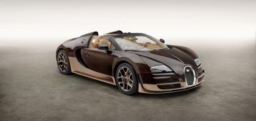 Rembrandt Bugatti Veyron Legend