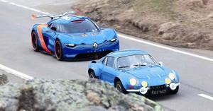 Renault Alpine Caterham