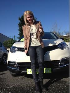 Renault captur extérieur noémie