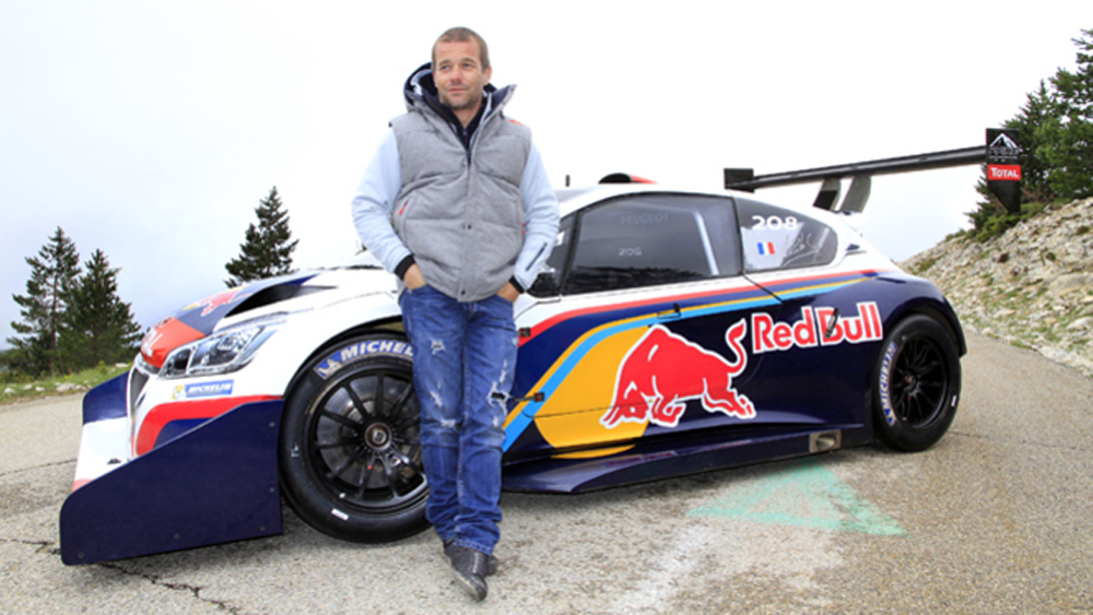 sebastien loeb peugeot 208 t16 un record au festival de goodwood. Black Bedroom Furniture Sets. Home Design Ideas