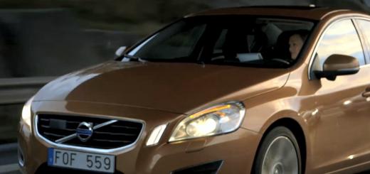 Volvo voiture autonome