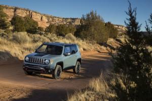jeep renegade 2015 - tout terrain