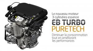 moteur turbo puretech