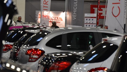 salon auto toulouse 2013 stand voiture occasion