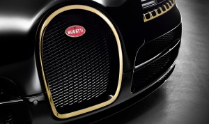 calandre bugatti black bess