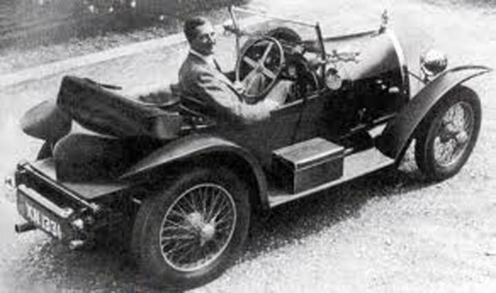 Bugatti Veyron Black Bess: hommage aan de Type 18