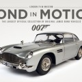 Photos de l?exposition Bond in Motion�: tous les v�hicules James Bond � Londres