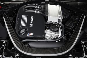 Moteur Mpower BMW M4