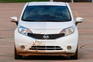 Nissan Note auto nettoyant