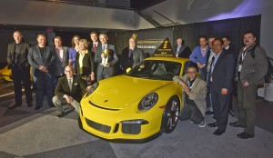 PORSCHE 911 GT3 WorldCarAward