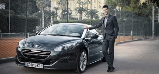 Peugeot Roland Garros Novak Djokovic