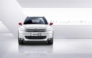 SUV Citroen cXR concept 2014