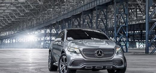 concept mercedes coupe suv 2014