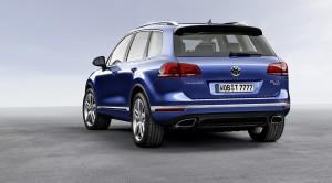 nouveau Volkswagen touareg 2014