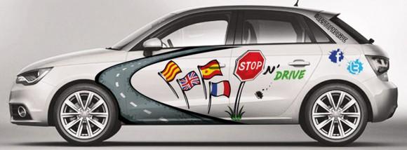 Auto-école Stop N Drive voiture