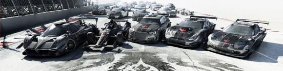 GRID Autosport voitures courses