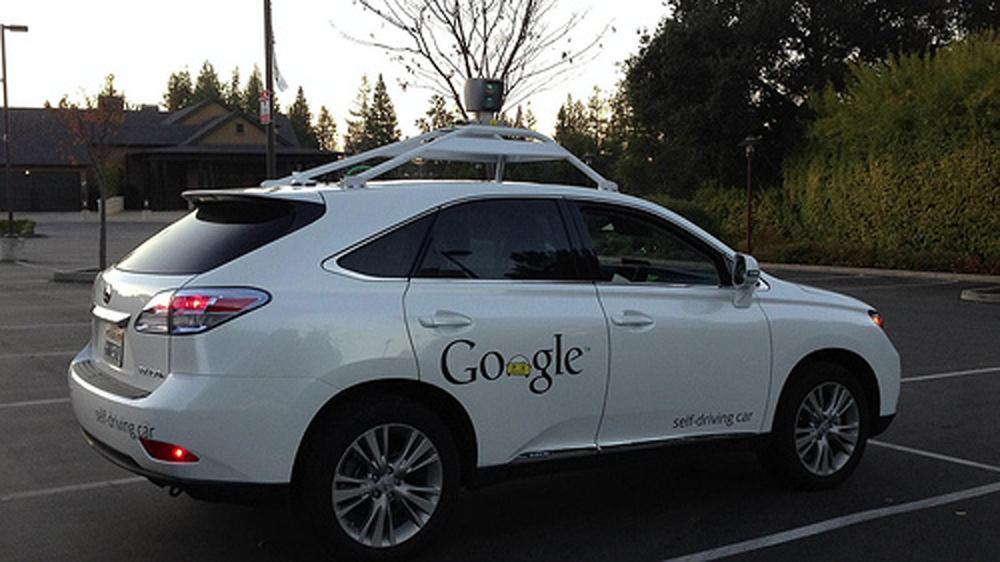video la voiture autonome google car face aux pi ges de. Black Bedroom Furniture Sets. Home Design Ideas