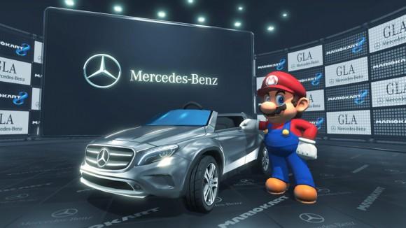 Mercedes GLA Mario