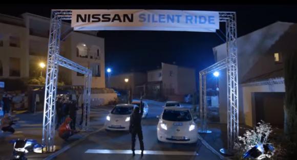 Nissan course silence