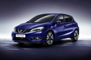 Nouvelle Nissan Pulsar