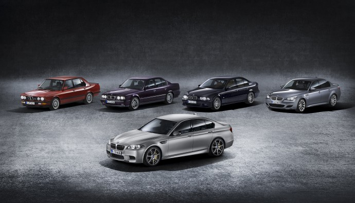 bmw m5 collection