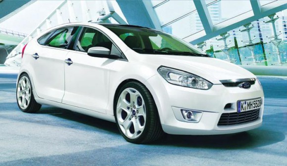 ford focus blanche