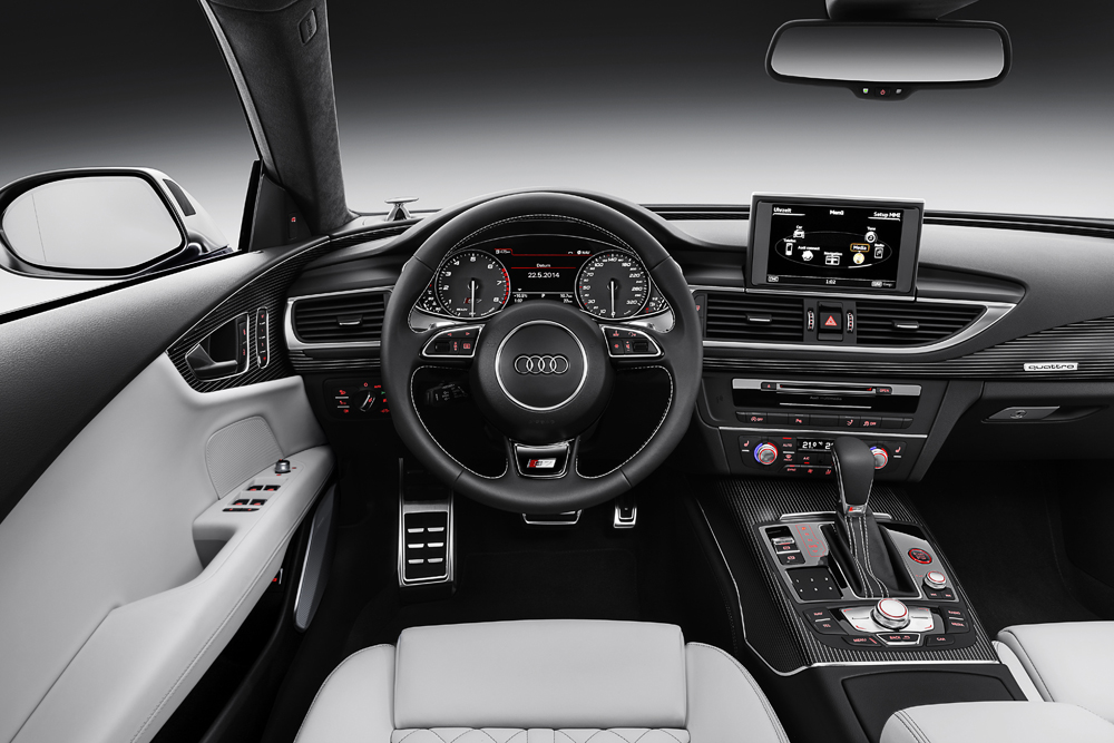 la nouvelle audi a7 sportback photos nouveaut s et infos techniques. Black Bedroom Furniture Sets. Home Design Ideas