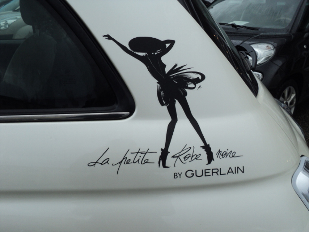 Fiat 500 la petite robe noire prijs
