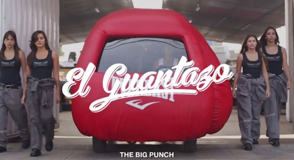 the big punch Everlast