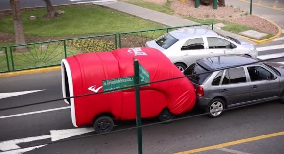 the big punch voiture Pérou