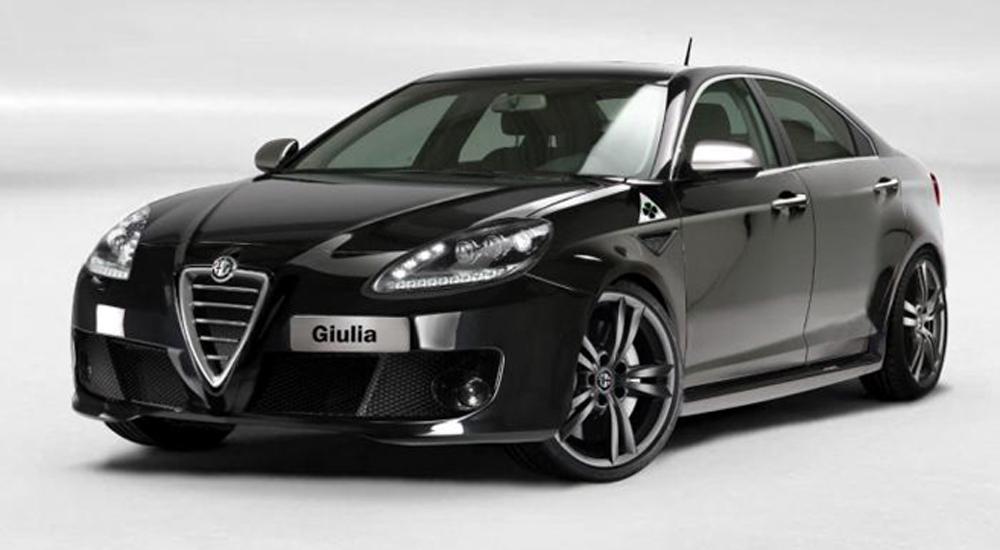 Alfa Romeo : à quoi pourrait ressembler la future Alfa Giulia ?